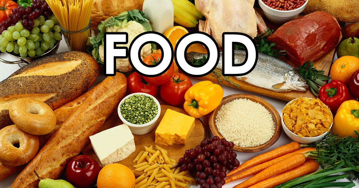 Food OpenGraph Image